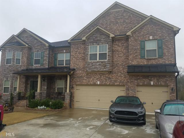 3639 Lake Estates Way #22, Atlanta, GA 30349 (MLS #8291876) :: Anderson & Associates