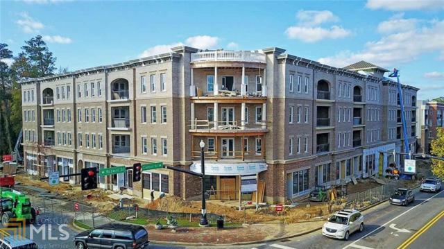 50 Canton St #307, Alpharetta, GA 30009 (MLS #8293601) :: Keller Williams Realty Atlanta Partners