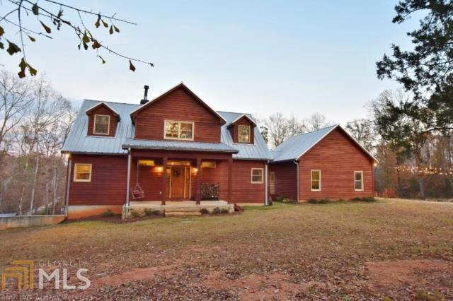1022 Wolfskin Rd, Arnoldsville, GA 30619 (MLS #8297150) :: The Holly Purcell Group