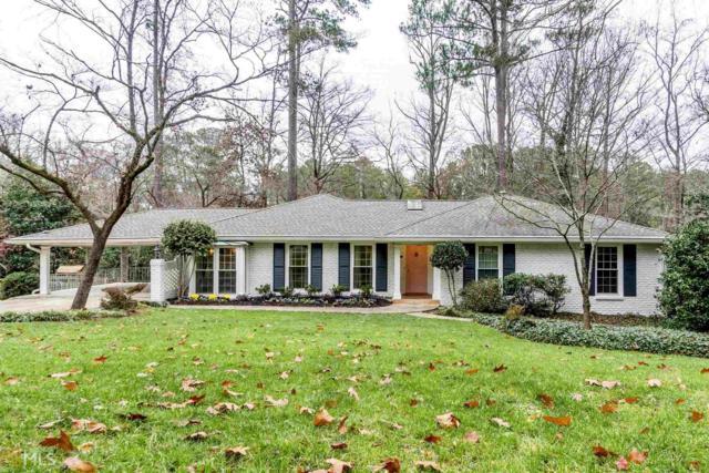 435 Amberidge Trl, Sandy Springs, GA 30328 (MLS #8297351) :: Keller Williams Atlanta North