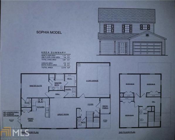 245 Moss Overlook, Dawsonville, GA 30534 (MLS #8297921) :: Bonds Realty Group Keller Williams Realty - Atlanta Partners