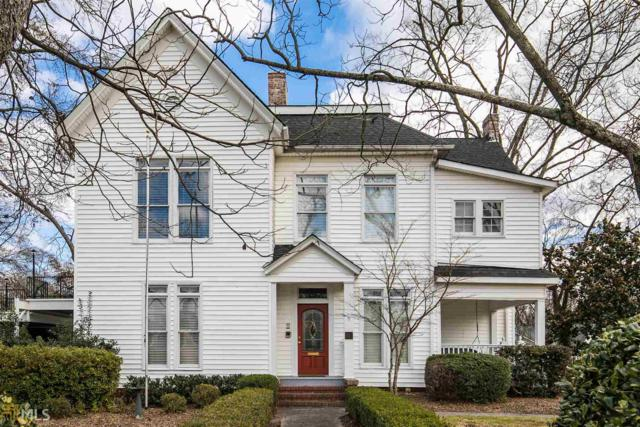 73 W Midland Ave, Winder, GA 30680 (MLS #8299235) :: The Holly Purcell Group