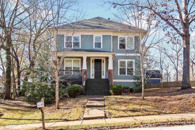 681 SE Vernon Ave, Atlanta, GA 30316 (MLS #8299309) :: Bonds Realty Group Keller Williams Realty - Atlanta Partners