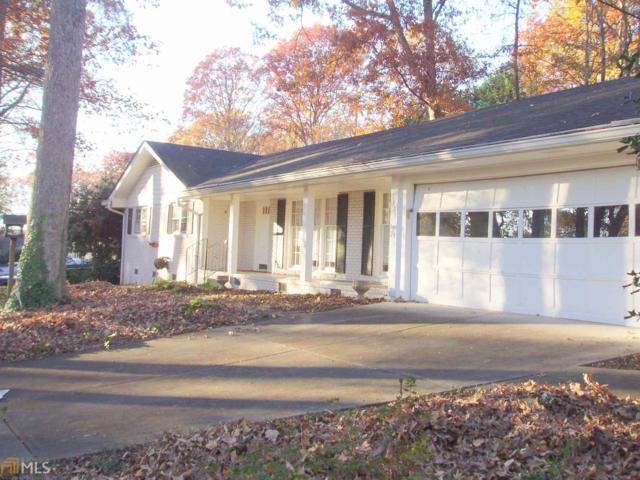 2128 Luray Ct, Dunwoody, GA 30338 (MLS #8299332) :: Keller Williams Atlanta North