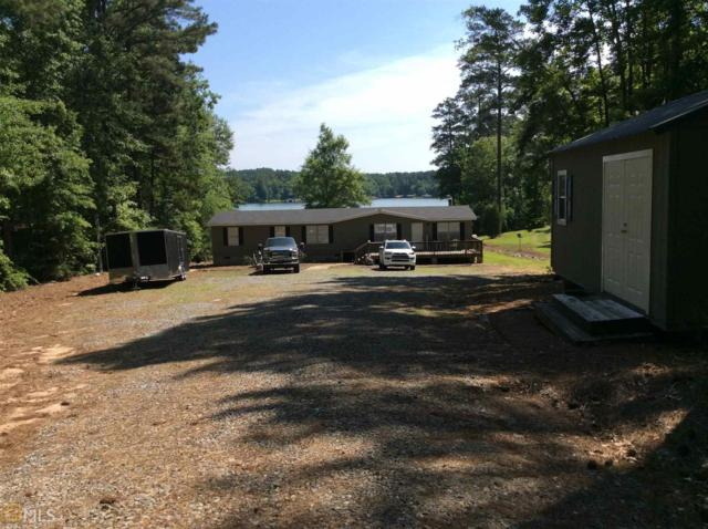 157 SE Pinewood Lot 45, Eatonton, GA 31024 (MLS #8299398) :: The Holly Purcell Group