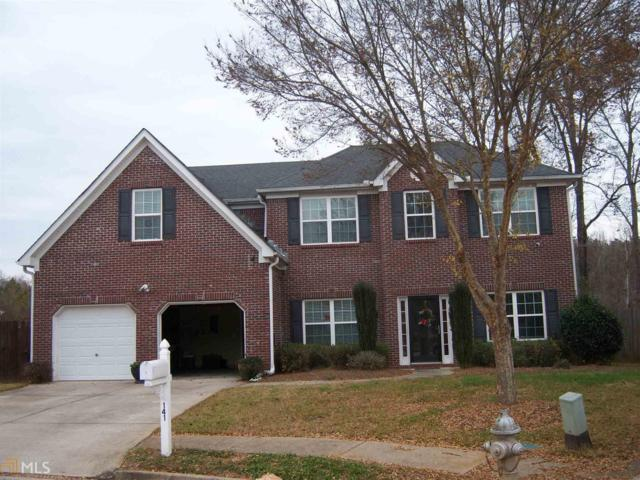 141 Porcupine Court Sw, Atlanta, GA 30331 (MLS #8299741) :: The Holly Purcell Group