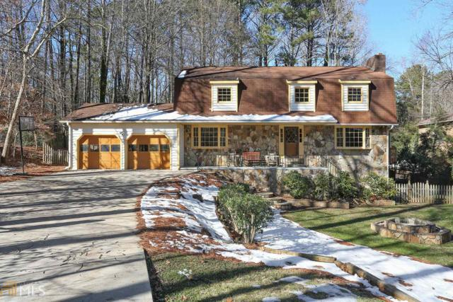 2457 Cedar Wood, Marietta, GA 30068 (MLS #8299984) :: Keller Williams Atlanta North