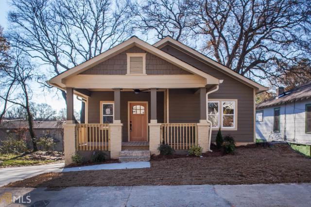 984 Michigan Ave, Atlanta, GA 30314 (MLS #8304831) :: Bonds Realty Group Keller Williams Realty - Atlanta Partners