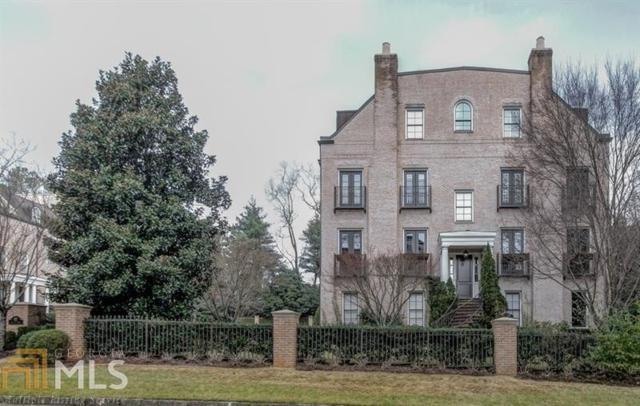 92 Old Ivy Rd #10, Atlanta, GA 30342 (MLS #8307839) :: Keller Williams Atlanta North