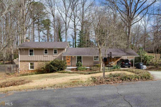 636 Lorell Ter, Sandy Springs, GA 30328 (MLS #8309198) :: Keller Williams Atlanta North