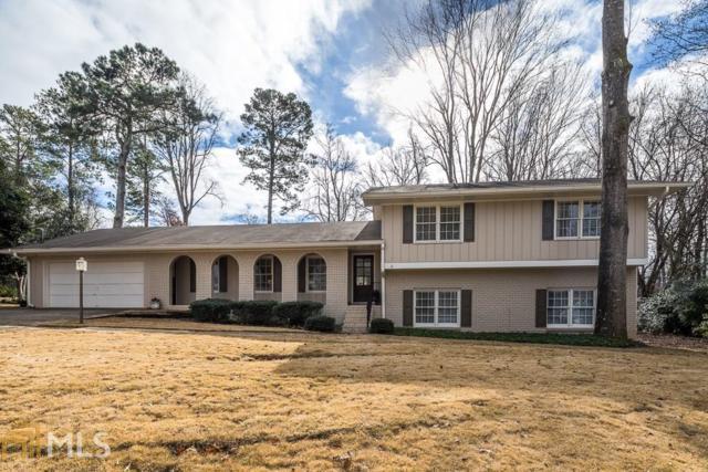 1475 Carnaby Ct, Dunwoody, GA 30338 (MLS #8309689) :: Keller Williams Atlanta North