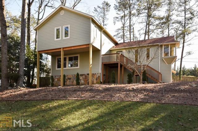 3308 Woodrun Trail, Marietta, GA 30062 (MLS #8310243) :: Keller Williams Atlanta North
