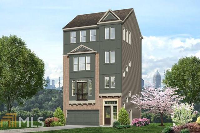 606 Broadview Ter #95, Atlanta, GA 30324 (MLS #8311227) :: Anderson & Associates