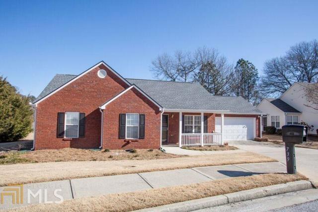 739 Jacoby, Loganville, GA 30052 (MLS #8312514) :: Bonds Realty Group Keller Williams Realty - Atlanta Partners
