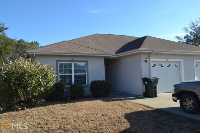 137 Dalton Cody, Brunswick, GA 31520 (MLS #8314931) :: Keller Williams Realty Atlanta Partners