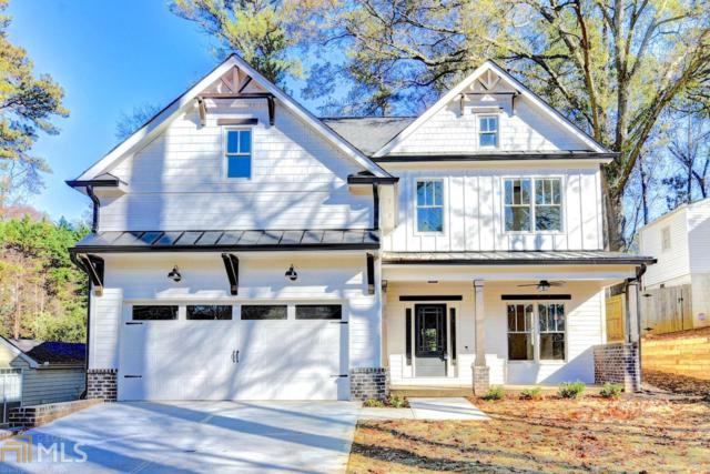 1368 Arnold Ave, Atlanta, GA 30324 (MLS #8317458) :: Bonds Realty Group Keller Williams Realty - Atlanta Partners