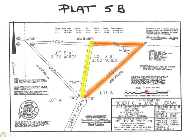 5 Corbin Ln, Dahlonega, GA 30533 (MLS #8321501) :: Anderson & Associates