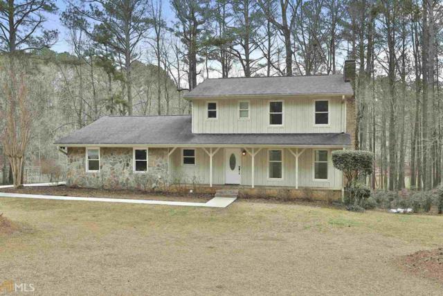 205 Oakcrest Dr, Sharpsburg, GA 30277 (MLS #8321518) :: Bonds Realty Group Keller Williams Realty - Atlanta Partners