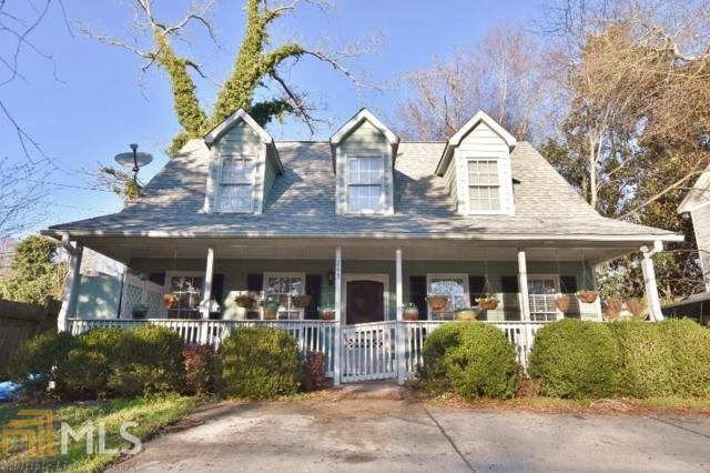 243 Vine St, Athens, GA 30601 (MLS #8323218) :: Bonds Realty Group Keller Williams Realty - Atlanta Partners