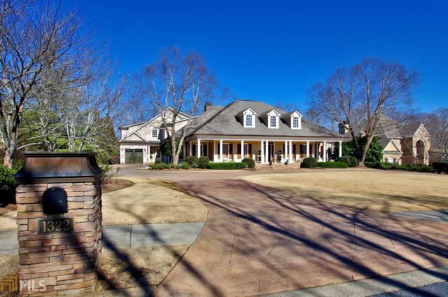 1322 Marietta Country Club Dr, Kennesaw, GA 30152 (MLS #8325168) :: Bonds Realty Group Keller Williams Realty - Atlanta Partners