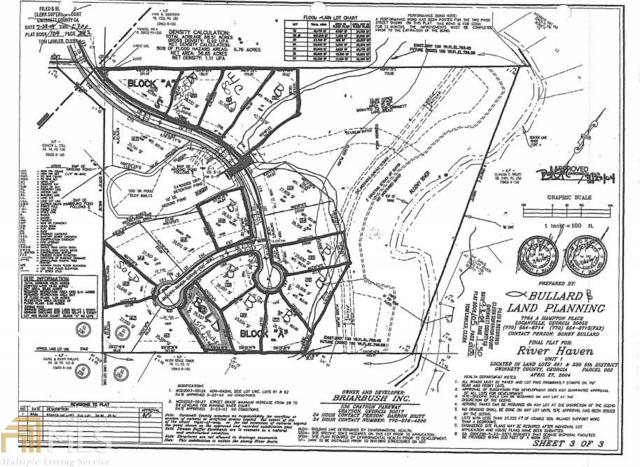 1539 River Haven Dr, Lawrenceville, GA 30045 (MLS #8326262) :: Bonds Realty Group Keller Williams Realty - Atlanta Partners