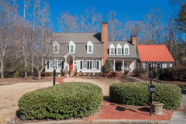 145 Emerald Ln., Fayetteville, GA 30214 (MLS #8327089) :: Keller Williams Realty Atlanta Partners