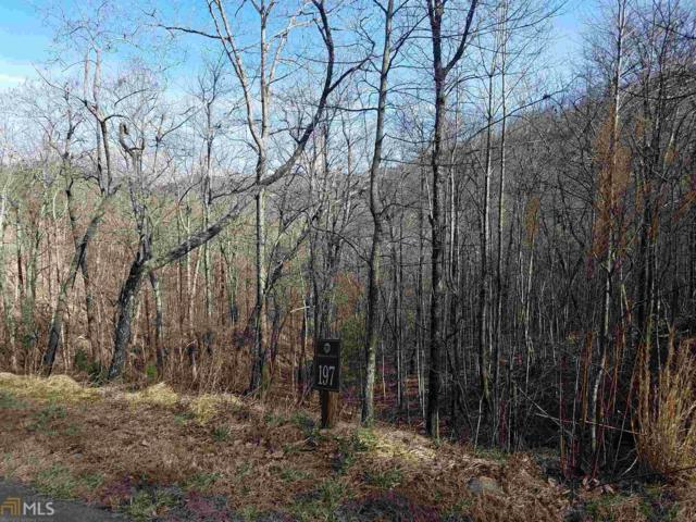 Lot 197-R Stone Cliff Dr 197-R, Ellijay, GA 30536 (MLS #8327242) :: Anderson & Associates