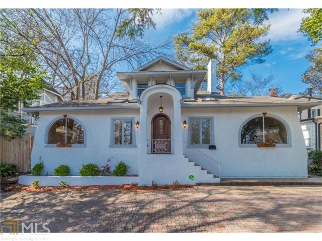 1454 Piedmont Ave, Atlanta, GA 30309 (MLS #8335101) :: Bonds Realty Group Keller Williams Realty - Atlanta Partners