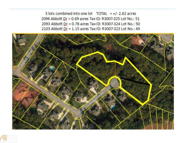 2096 Abbott Dr #51, Buford, GA 30519 (MLS #8335534) :: Bonds Realty Group Keller Williams Realty - Atlanta Partners