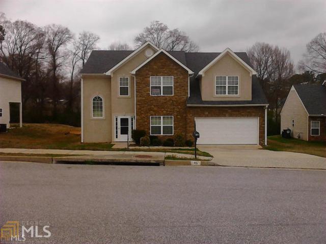 115 Windsor Way, Riverdale, GA 30274 (MLS #8337654) :: The Durham Team