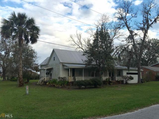 412 Norris St, St. Marys, GA 31558 (MLS #8338685) :: Bonds Realty Group Keller Williams Realty - Atlanta Partners
