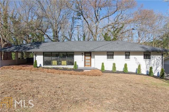 1878 SE Montvallo Ter, Atlanta, GA 30316 (MLS #8340156) :: Bonds Realty Group Keller Williams Realty - Atlanta Partners