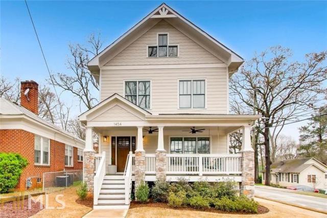 1454 Mcpherson Ave, Atlanta, GA 30316 (MLS #8341550) :: Bonds Realty Group Keller Williams Realty - Atlanta Partners
