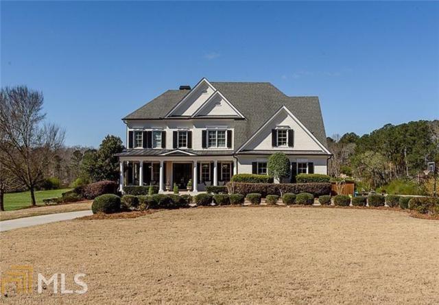 160 Trickum Creek Rd, Tyrone, GA 30290 (MLS #8341604) :: Keller Williams Realty Atlanta Partners