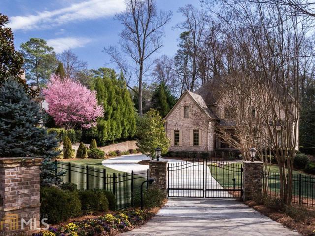 246 Lafayette Way, Sandy Springs, GA 30327 (MLS #8342170) :: Bonds Realty Group Keller Williams Realty - Atlanta Partners