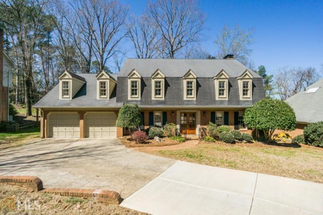 170 Marsh Glen Pt, Sandy Springs, GA 30328 (MLS #8342961) :: Keller Williams Atlanta North