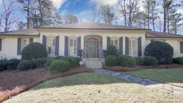 6345 River Overlook Drive, Atlanta, GA 30328 (MLS #8343358) :: Keller Williams Atlanta North