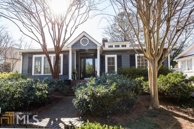 125 Montgomery Ferry Dr, Atlanta, GA 30309 (MLS #8343423) :: Bonds Realty Group Keller Williams Realty - Atlanta Partners