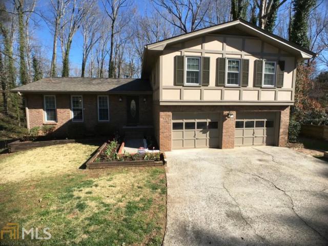 3128 Mountain Creek Circle Ne, Roswell, GA 30075 (MLS #8343509) :: Keller Williams Atlanta North