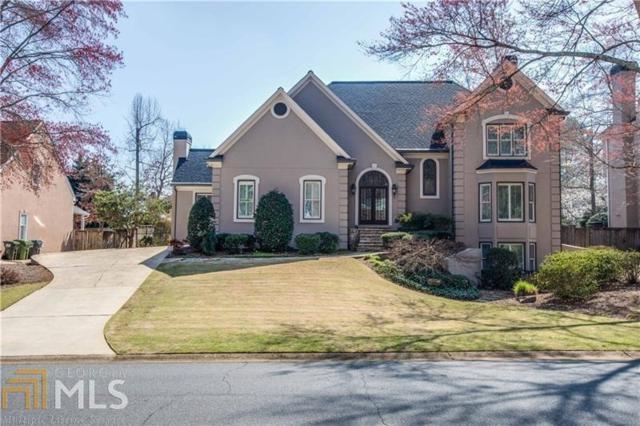 4509 Hampton Woods Dr, Marietta, GA 30068 (MLS #8343529) :: Keller Williams Atlanta North