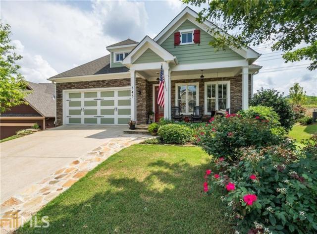 345 Summit Village Dr, Marietta, GA 30066 (MLS #8343793) :: Keller Williams Atlanta North