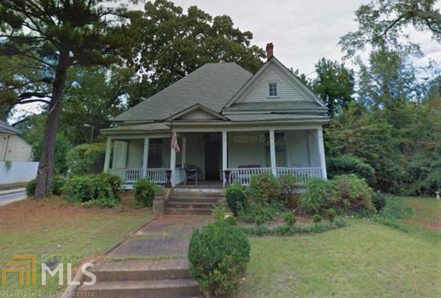 124 E Broad St, Newnan, GA 30263 (MLS #8346289) :: Keller Williams Realty Atlanta Partners