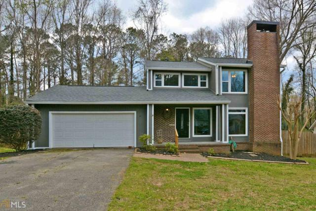 106 Hearthstone Reach, Peachtree City, GA 30269 (MLS #8346364) :: Keller Williams Realty Atlanta Partners