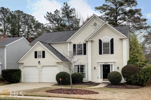 3665 Kentford Lane, Peachtree Corners, GA 30092 (MLS #8346688) :: Keller Williams Realty Atlanta Partners