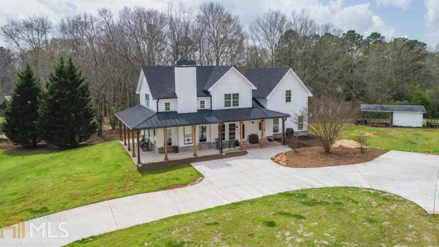 201 Hillsboro Rd, Bishop, GA 30621 (MLS #8346705) :: The Holly Purcell Group