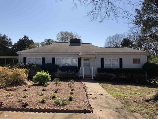 310 Jefferson St, Statham, GA 30666 (MLS #8347570) :: The Holly Purcell Group
