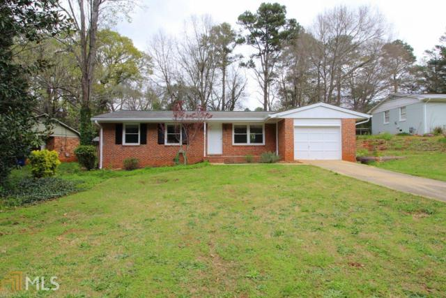 155 Jarnigan Drive, Athens, GA 30605 (MLS #8347620) :: The Holly Purcell Group
