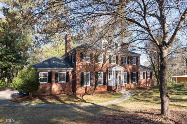 295 Tanglewood Drive, Athens, GA 30606 (MLS #8347623) :: The Holly Purcell Group