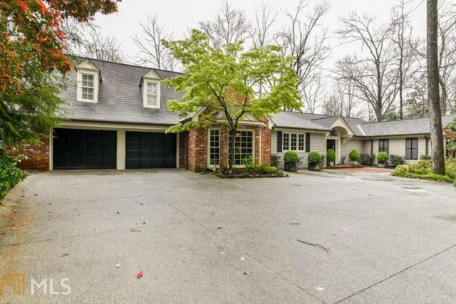 366 Blackland Rd, Atlanta, GA 30342 (MLS #8347806) :: The Durham Team