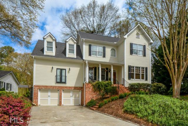 1206 Thornwell Dr, Brookhaven, GA 30319 (MLS #8352237) :: The Durham Team